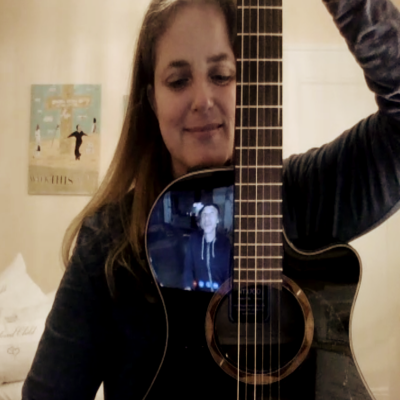 beloved-child guitar reflection1